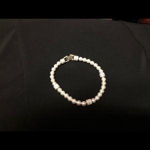 Brighton Jewelry - Brighton meridian petite pearl bracelet